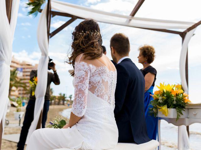 La boda de Marta y Ivan en La Manga Del Mar Menor, Murcia 117