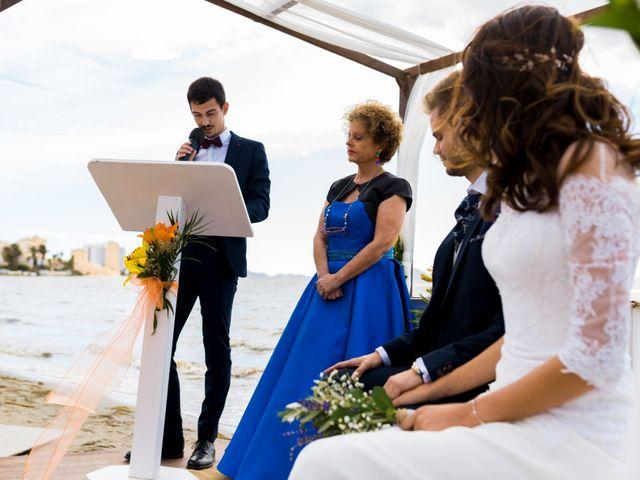 La boda de Marta y Ivan en La Manga Del Mar Menor, Murcia 119