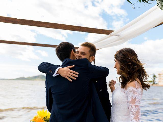 La boda de Marta y Ivan en La Manga Del Mar Menor, Murcia 122