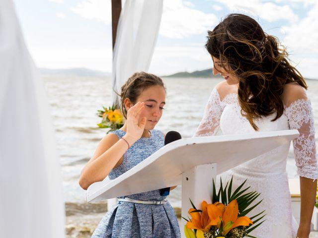 La boda de Marta y Ivan en La Manga Del Mar Menor, Murcia 123