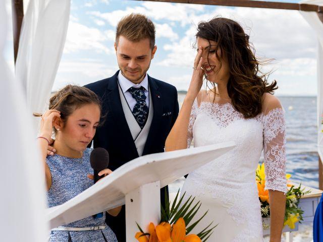 La boda de Marta y Ivan en La Manga Del Mar Menor, Murcia 124