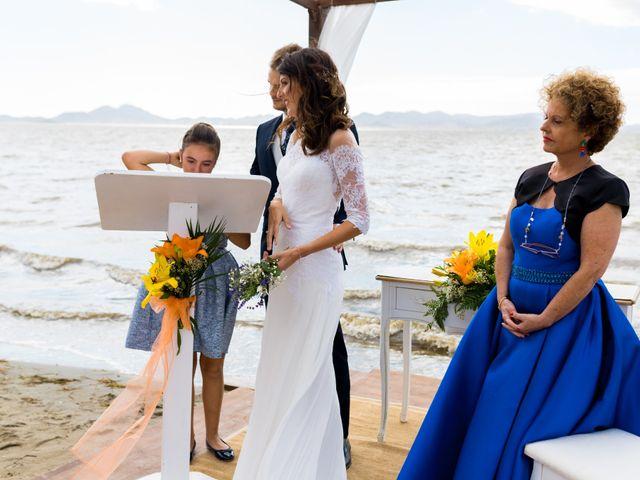 La boda de Marta y Ivan en La Manga Del Mar Menor, Murcia 125