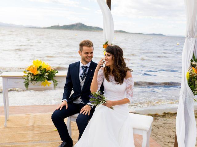 La boda de Marta y Ivan en La Manga Del Mar Menor, Murcia 128
