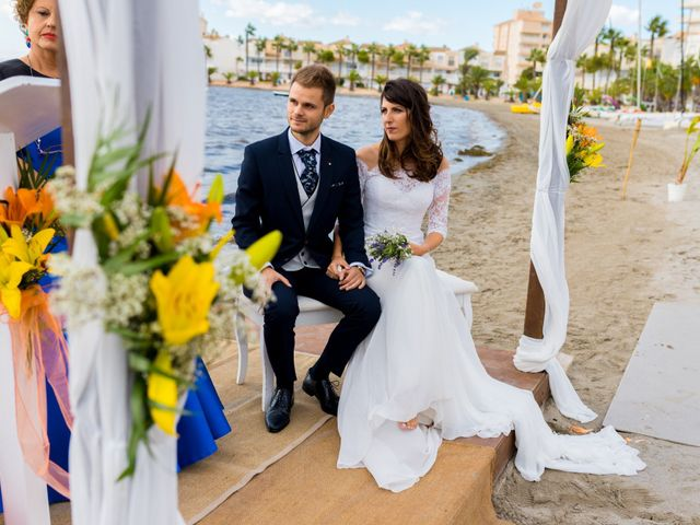 La boda de Marta y Ivan en La Manga Del Mar Menor, Murcia 132