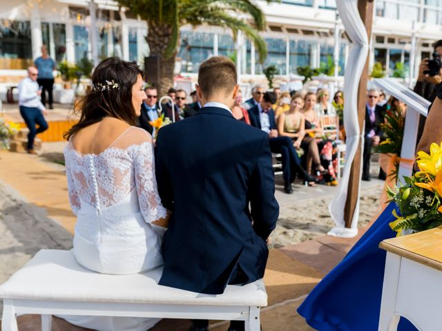 La boda de Marta y Ivan en La Manga Del Mar Menor, Murcia 134