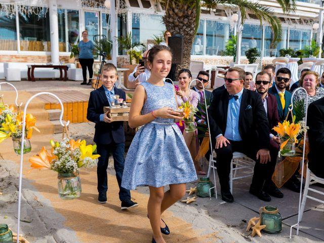 La boda de Marta y Ivan en La Manga Del Mar Menor, Murcia 136