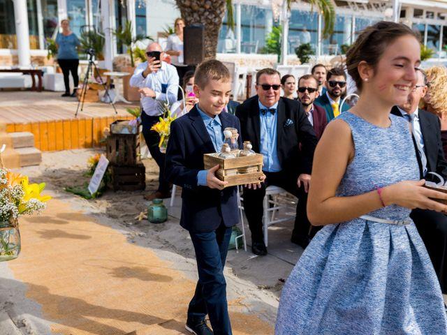 La boda de Marta y Ivan en La Manga Del Mar Menor, Murcia 137