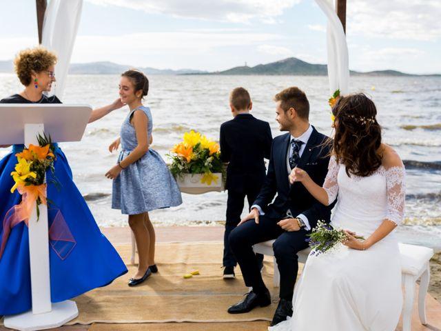 La boda de Marta y Ivan en La Manga Del Mar Menor, Murcia 138