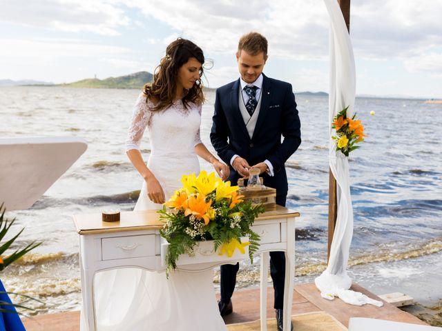 La boda de Marta y Ivan en La Manga Del Mar Menor, Murcia 139