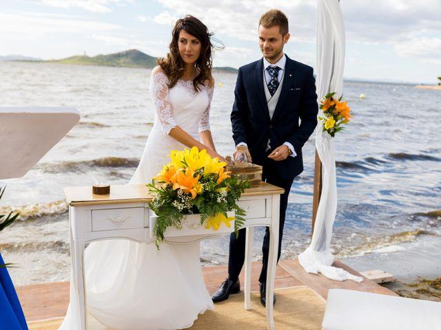 La boda de Marta y Ivan en La Manga Del Mar Menor, Murcia 140