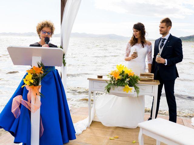 La boda de Marta y Ivan en La Manga Del Mar Menor, Murcia 141