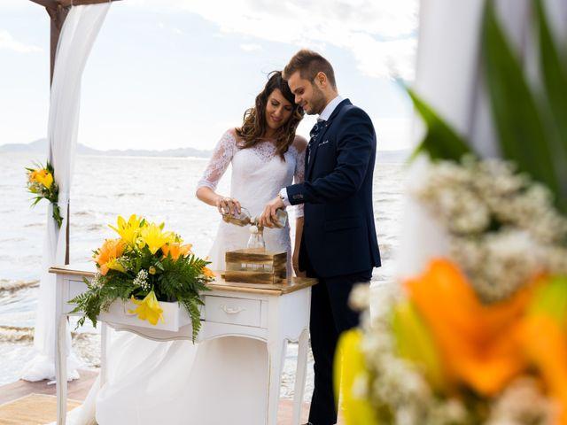 La boda de Marta y Ivan en La Manga Del Mar Menor, Murcia 143