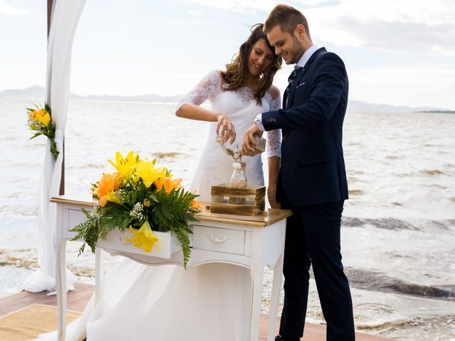 La boda de Marta y Ivan en La Manga Del Mar Menor, Murcia 144