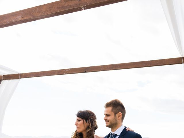 La boda de Marta y Ivan en La Manga Del Mar Menor, Murcia 145