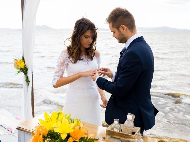 La boda de Marta y Ivan en La Manga Del Mar Menor, Murcia 146