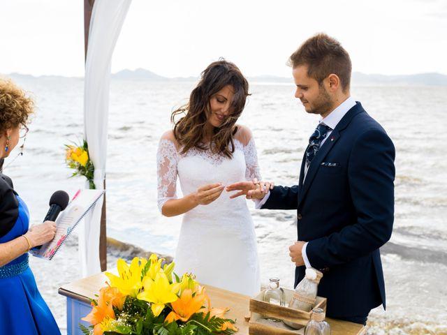 La boda de Marta y Ivan en La Manga Del Mar Menor, Murcia 147