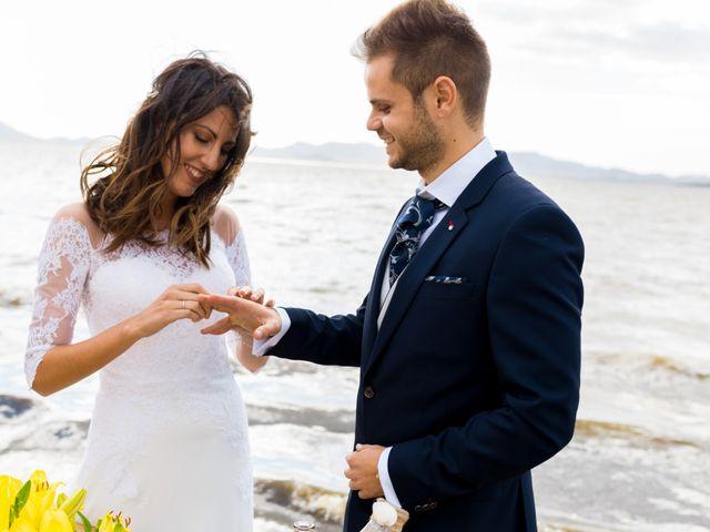 La boda de Marta y Ivan en La Manga Del Mar Menor, Murcia 148