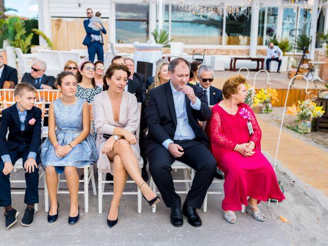 La boda de Marta y Ivan en La Manga Del Mar Menor, Murcia 149
