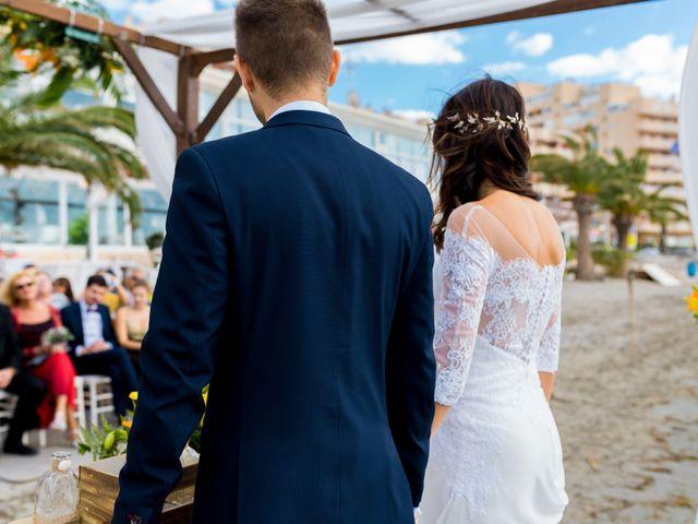 La boda de Marta y Ivan en La Manga Del Mar Menor, Murcia 150