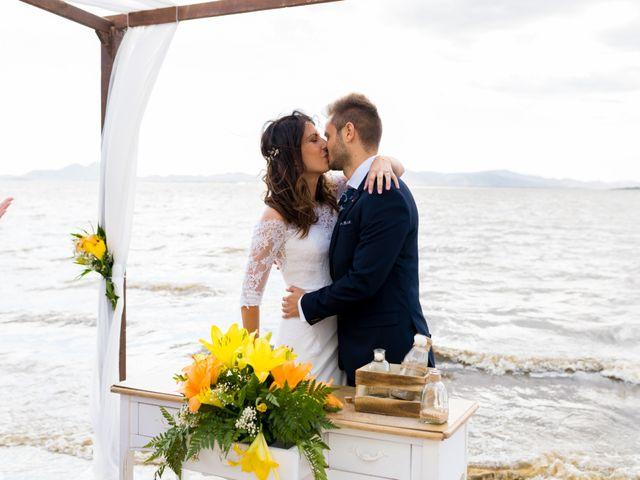 La boda de Marta y Ivan en La Manga Del Mar Menor, Murcia 151