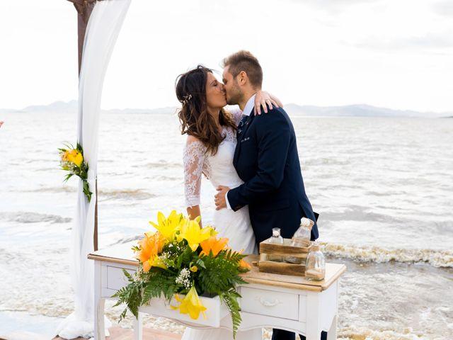 La boda de Marta y Ivan en La Manga Del Mar Menor, Murcia 152