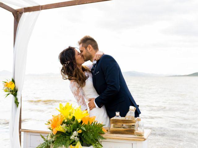 La boda de Marta y Ivan en La Manga Del Mar Menor, Murcia 153
