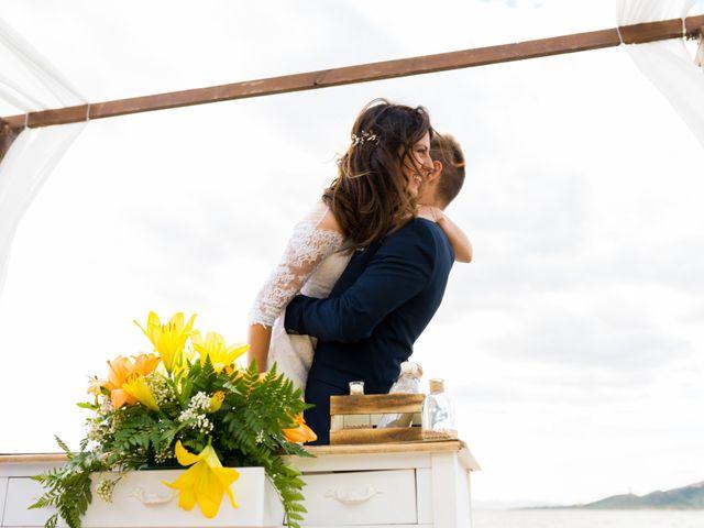 La boda de Marta y Ivan en La Manga Del Mar Menor, Murcia 154