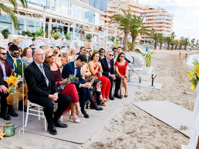 La boda de Marta y Ivan en La Manga Del Mar Menor, Murcia 155