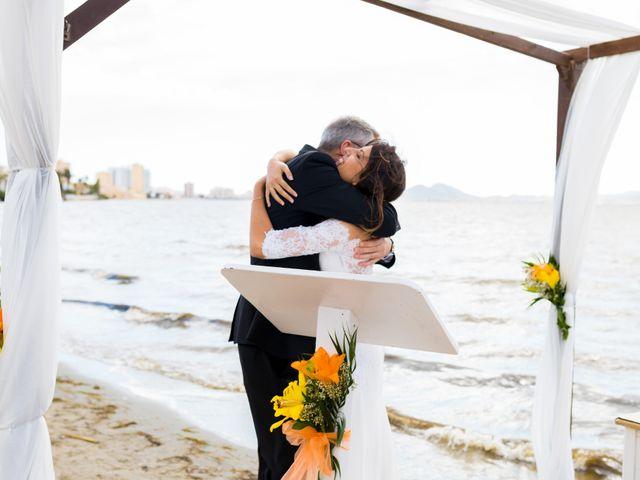 La boda de Marta y Ivan en La Manga Del Mar Menor, Murcia 156
