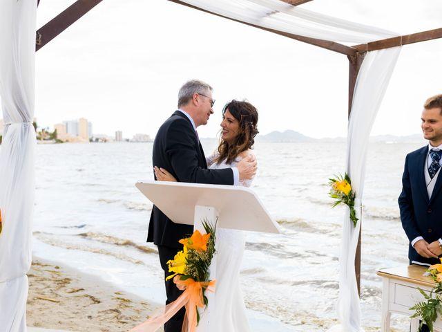 La boda de Marta y Ivan en La Manga Del Mar Menor, Murcia 157