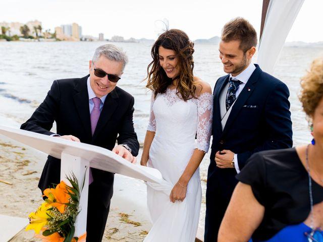 La boda de Marta y Ivan en La Manga Del Mar Menor, Murcia 158