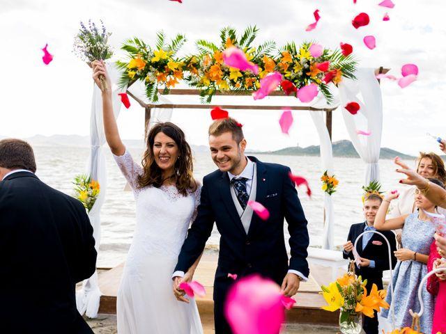 La boda de Marta y Ivan en La Manga Del Mar Menor, Murcia 161