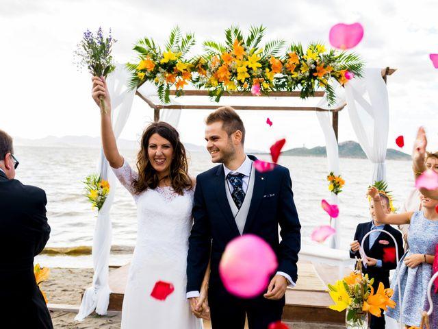 La boda de Marta y Ivan en La Manga Del Mar Menor, Murcia 163