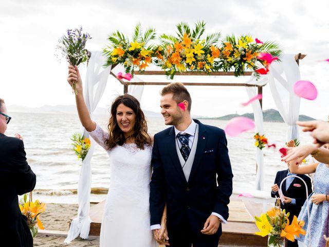 La boda de Marta y Ivan en La Manga Del Mar Menor, Murcia 164