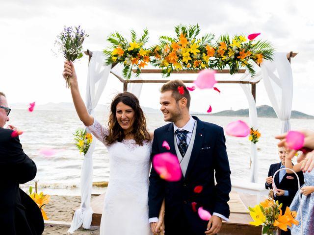 La boda de Marta y Ivan en La Manga Del Mar Menor, Murcia 165
