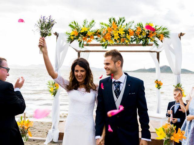 La boda de Marta y Ivan en La Manga Del Mar Menor, Murcia 166