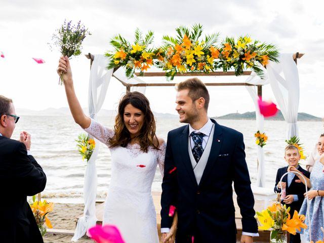 La boda de Marta y Ivan en La Manga Del Mar Menor, Murcia 167