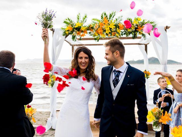 La boda de Marta y Ivan en La Manga Del Mar Menor, Murcia 168