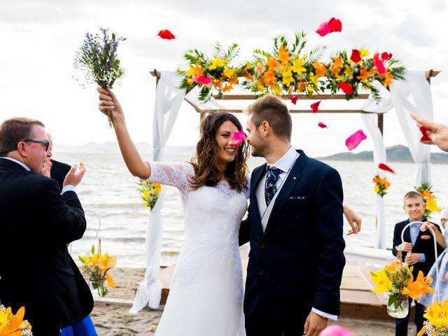 La boda de Marta y Ivan en La Manga Del Mar Menor, Murcia 169