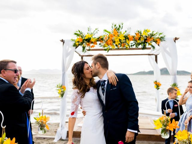 La boda de Marta y Ivan en La Manga Del Mar Menor, Murcia 171