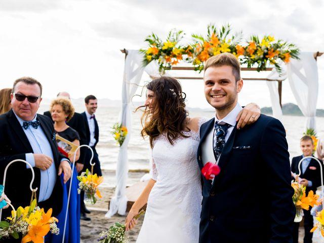 La boda de Marta y Ivan en La Manga Del Mar Menor, Murcia 172