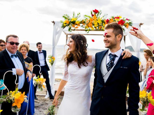 La boda de Marta y Ivan en La Manga Del Mar Menor, Murcia 173