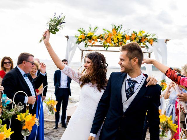 La boda de Marta y Ivan en La Manga Del Mar Menor, Murcia 174