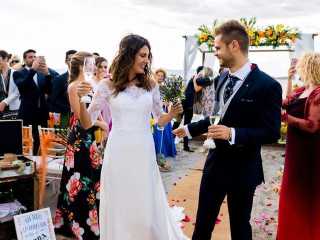 La boda de Marta y Ivan en La Manga Del Mar Menor, Murcia 176