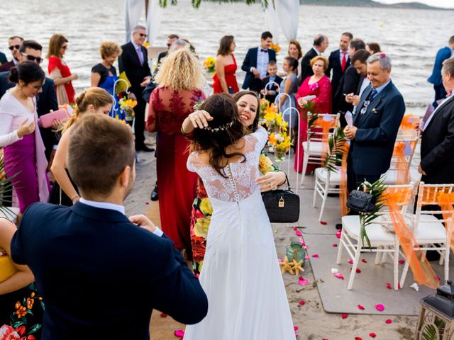La boda de Marta y Ivan en La Manga Del Mar Menor, Murcia 177