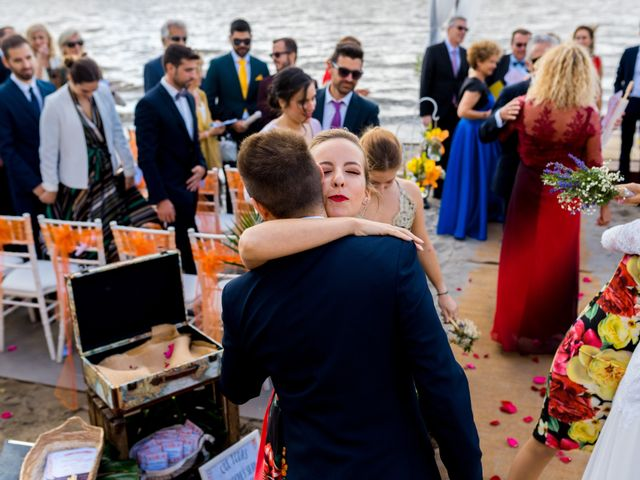 La boda de Marta y Ivan en La Manga Del Mar Menor, Murcia 178