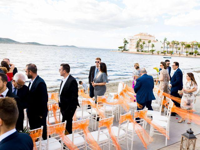 La boda de Marta y Ivan en La Manga Del Mar Menor, Murcia 181