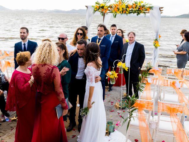 La boda de Marta y Ivan en La Manga Del Mar Menor, Murcia 182