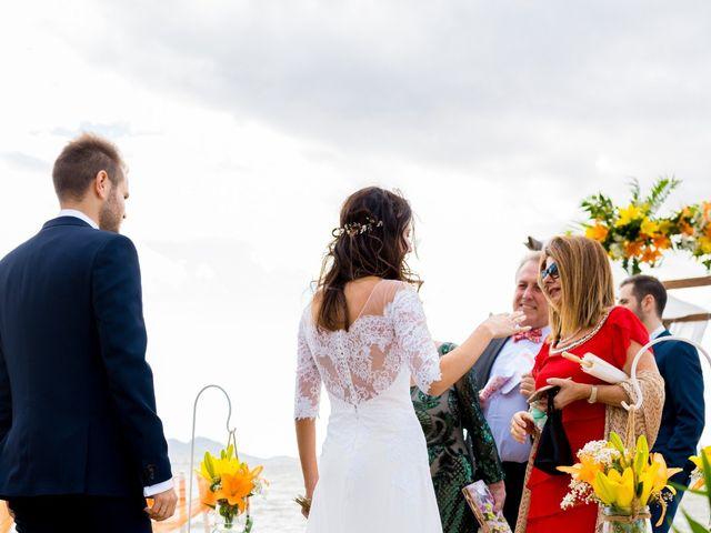 La boda de Marta y Ivan en La Manga Del Mar Menor, Murcia 184