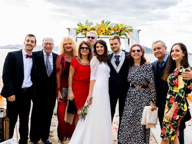 La boda de Marta y Ivan en La Manga Del Mar Menor, Murcia 191